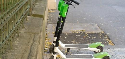 Ecology City Scooter Green Eco  - vjkombajn / Pixabay