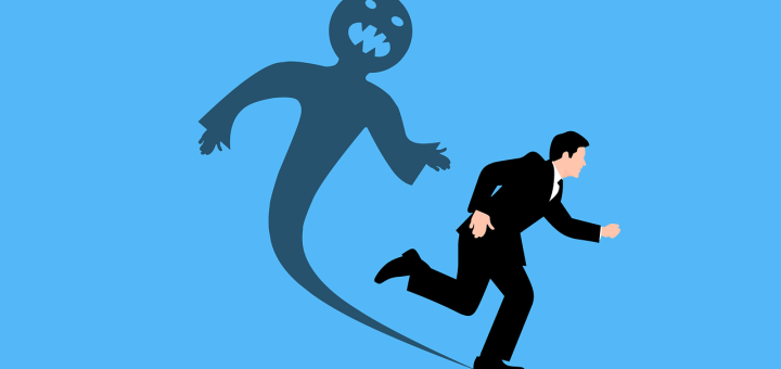 Ghost Fear Shadow Man Scare  - mohamed_hassan / Pixabay