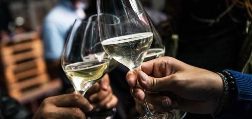 Wine Toast Friends Glasses Cheers  - robyrad / Pixabay