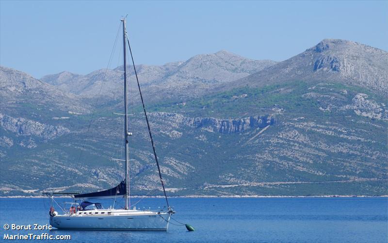SY ZANA : Australia to Slovenia   Sailboat Delivery