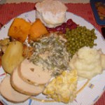 Thanksgiving Dinner Dissected