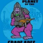 Damn dirty grape ape