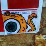 Annapolis octopus graffiti