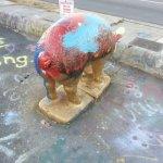 Roanoke pig paintjob