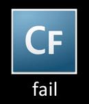 ColdFusion fail