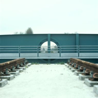 RAILWAY BRIDGE PLASSENDALE<br><span style='color:#31495a;font-size:12px;'>railway bridge</span>
