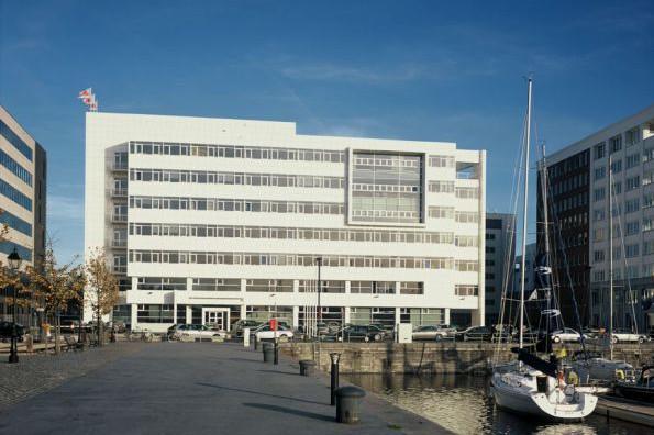 Kantoorgebouw Havenhuis, Antwerpen