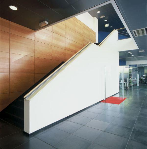 Nieuwbouw kantoren Havenhuis, Antwerpen, kantoorgebouw SVR-ARCHITECTS
