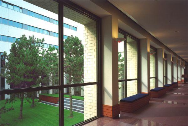 Bâtiment du Campus - Tilburg, Pays Bas