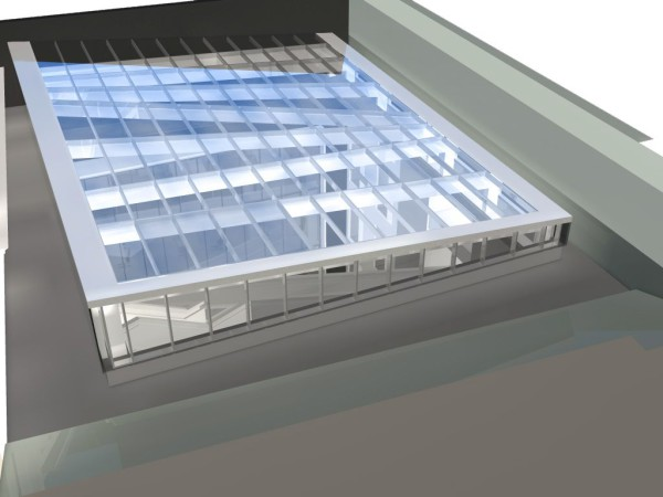 Ontwerp en aanbesteding renovatie kantoren BNP Paribas Fortis (fase2), kantoorgebouw SVR-ARCHITECTS