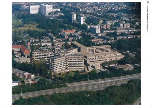 CAMPUS SINT-AUGUSTINUS<br><span style='color:#31495a;font-size:12px;'>Overview projects 1987 (period 1) and 2006 till today (period 2)</span>