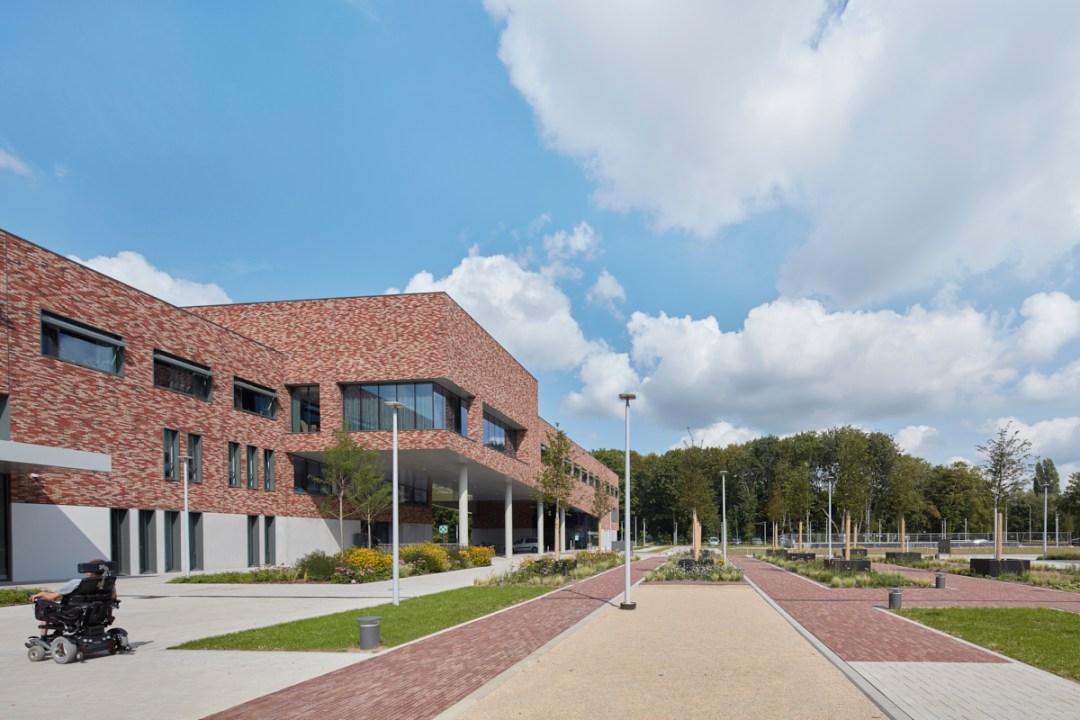 Woon- en Zorg-Campus Hof Ter Schelde, Antwerpen Linkeroever