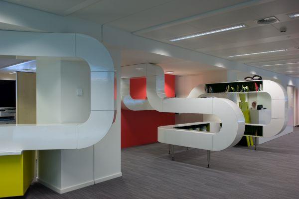 Renovatie omroepgebouw VRT Brussel, project ontspanning en kantorenproject SVR-ARCHITECTS