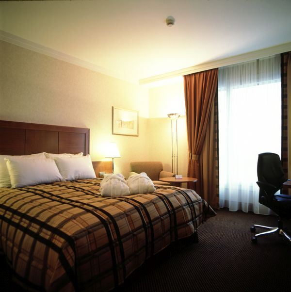 Interieurrenovatie Crowne Plaza Brussels Airport