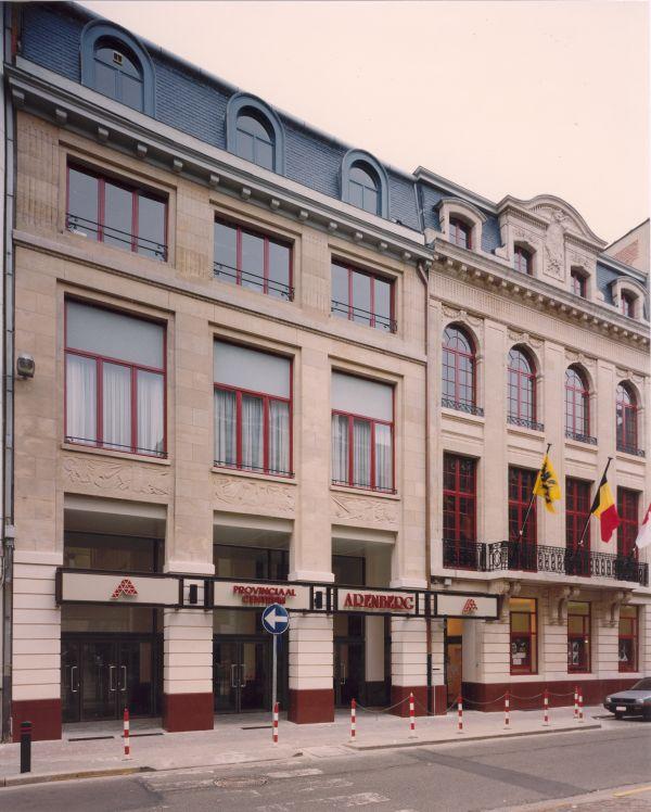 Arenberg Schouwburg, Antwerpen