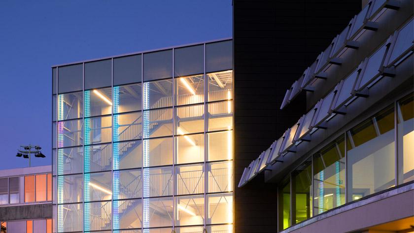 Architectuur weerspiegelt bedrijfscultuur