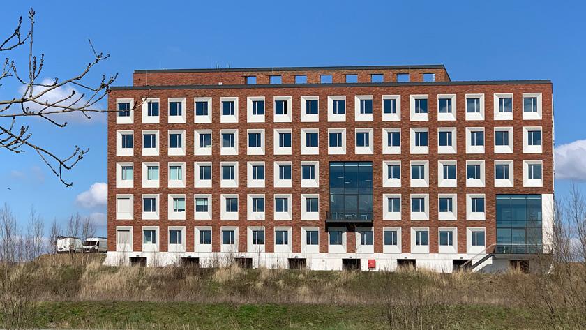 Onderzoeksgebouw Capture | Gent