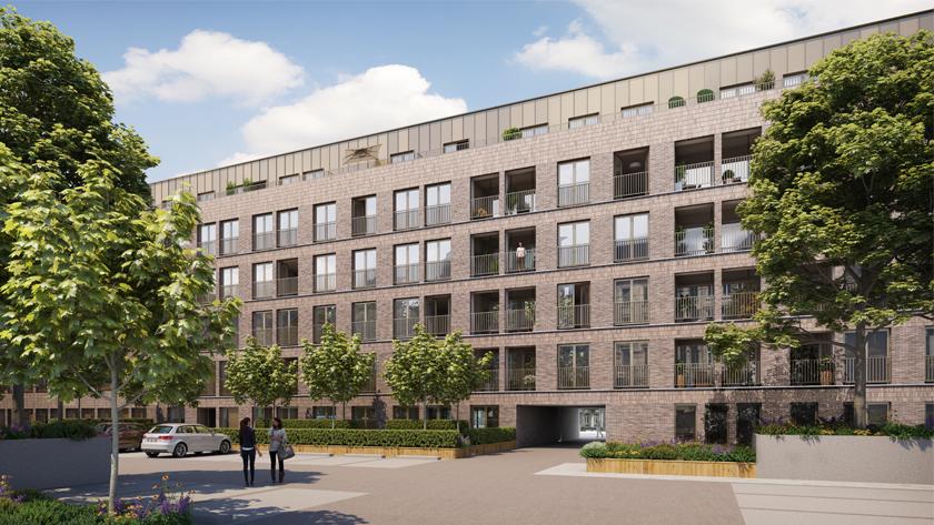 Building Project 14, Van Schoonbeke  | Antwerp