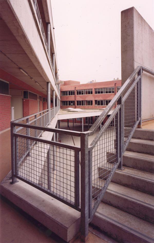 Nieuwbouw Technische school SITO 6, andere projecten SVR-ARCHITECTS