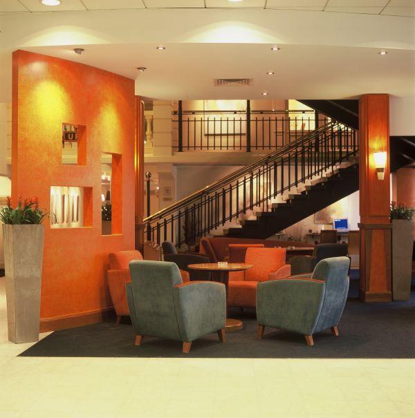 Interieur interieur Express by Holiday-Inn (Global Hotel), Antwerpen