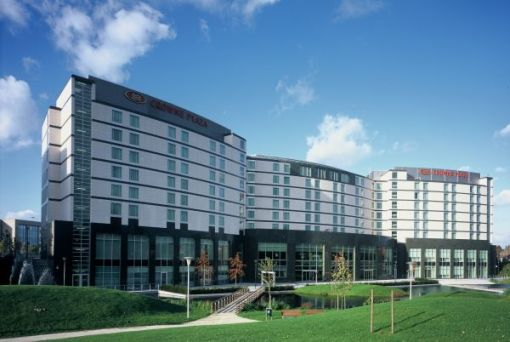 CROWNE PLAZA BRUSSELS AIRPORT<br><span style='color:#31495a;font-size:12px;'>Hotel, interior </span>