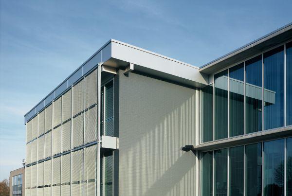 Extension immeuble de bureaux Belgacom