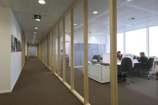 De Zaat - Building and offices administrative centre, Temse