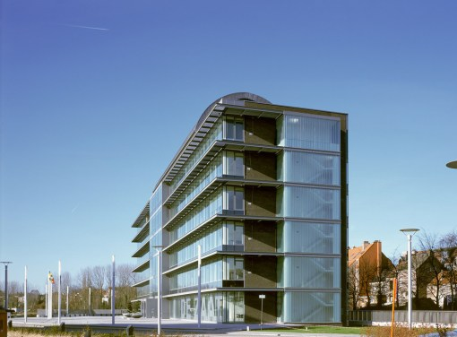 DE ZAAT<br><span style='color:#31495a;font-size:12px;'>Building and offices administrative centre</span>
