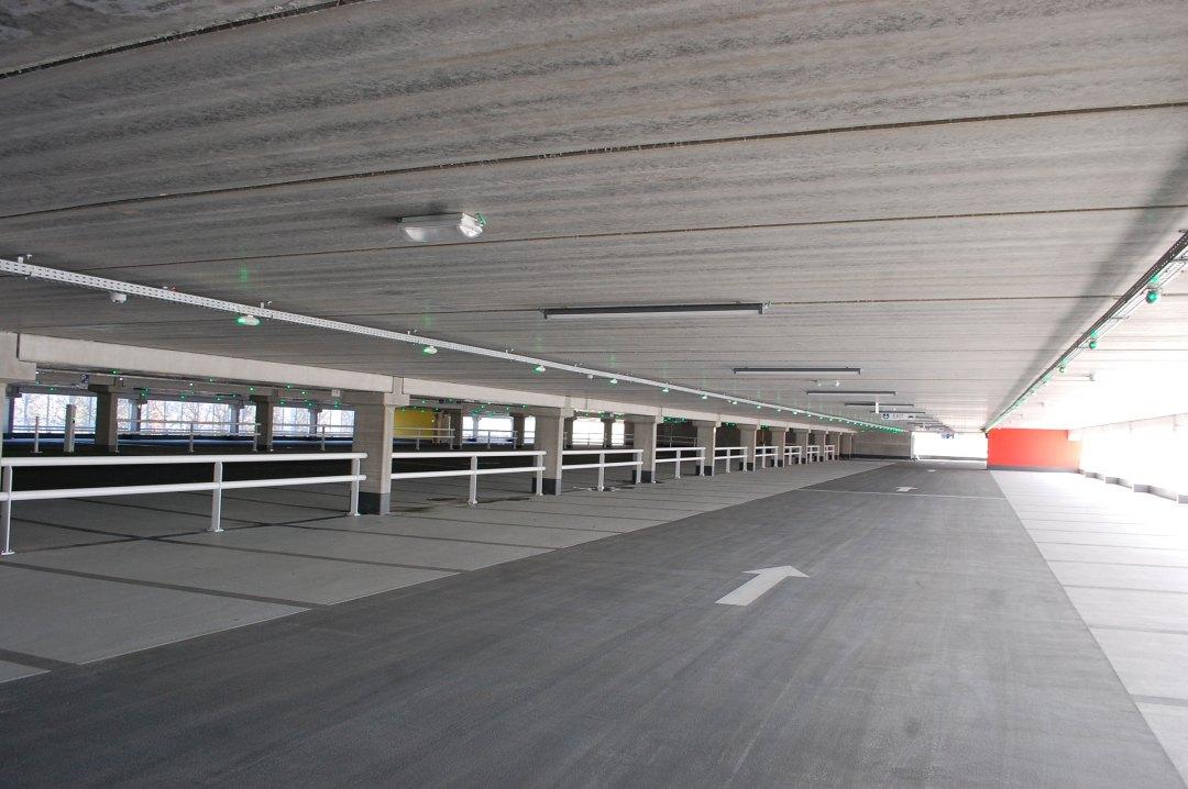 UZA-Parkeergebouw 2