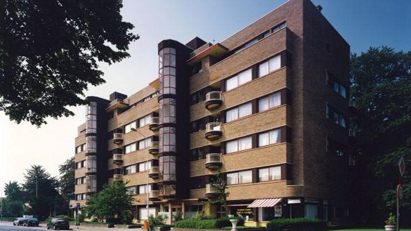 Elsdonck apartement building | Wilrijk