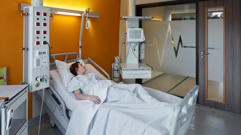 Even weg en toch thuis, GZA Ziekenhuizen **