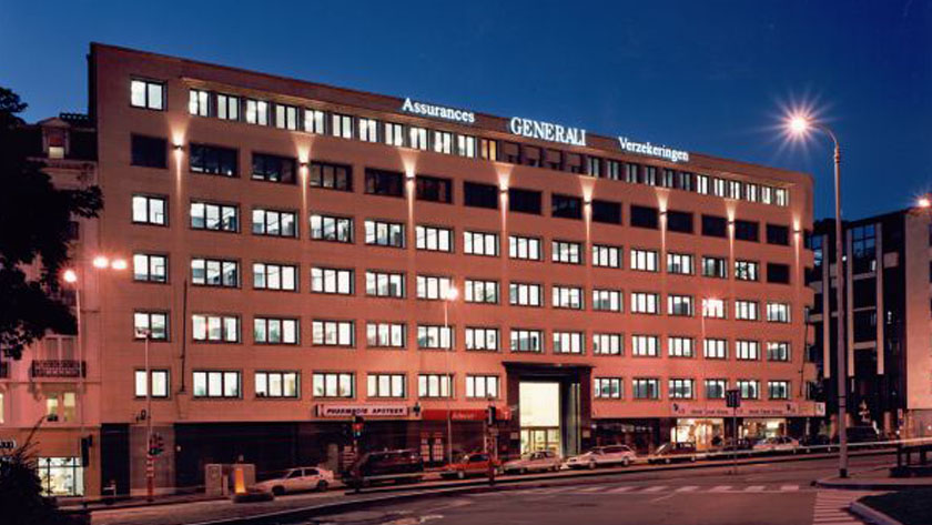 Generali Insurances | Brussels