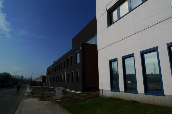 Nieuwbouw uitbreiding g technisch centrum Akzo Nobel (fase 2), industriegebouw SVR-ARCHITECTS