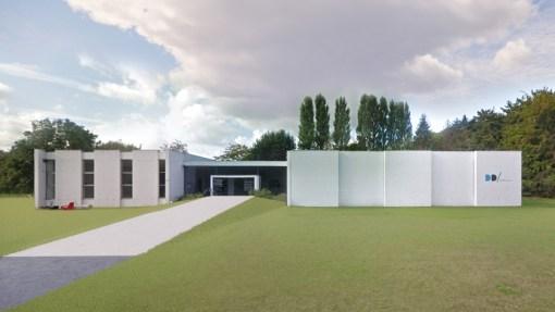 MUSEUM DHONDT-DHAENENS<br><span style='color:#31495a;font-size:12px;'>Renovation museum</span>