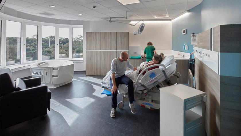 Even thuis in het ziekenhuis