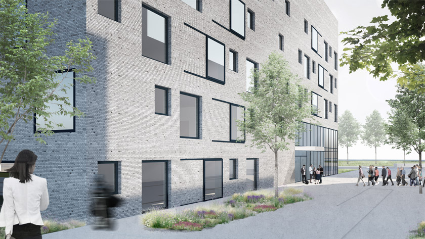 Consortium Proof of the sum, SVR-ARCHITECTS, Exilab, Riesauw wint wedstrijd Arenberg Accellerator *