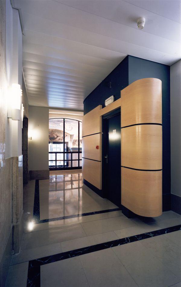 Kantoorgebouw Generali Verzekeringen, Brussel