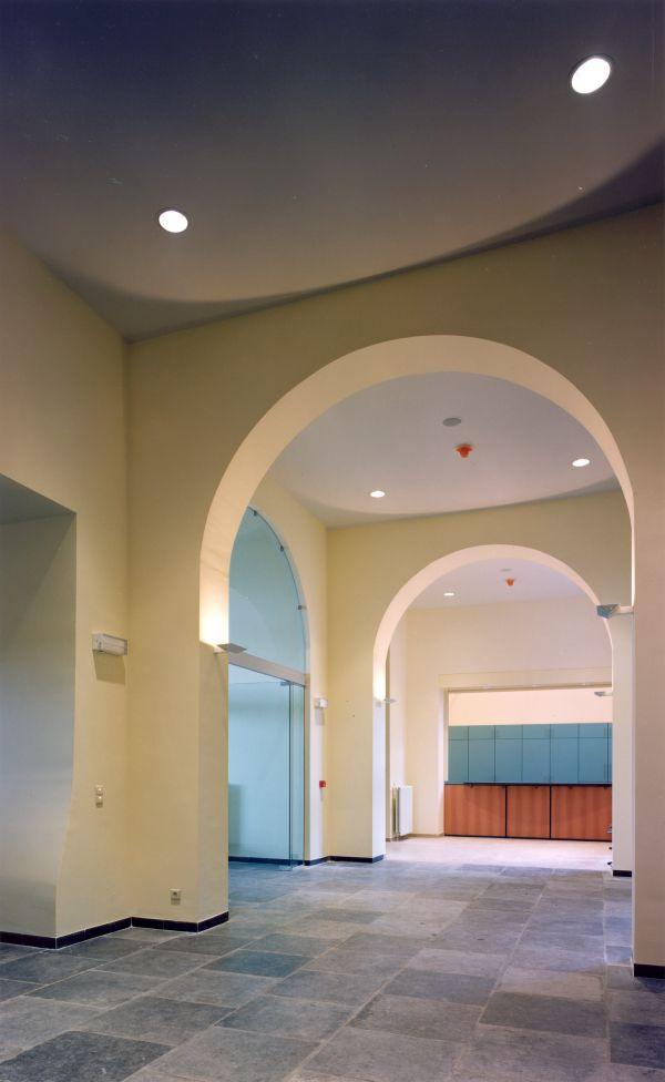 Maison Communale Hemiksem - Rénovation abbaye St.-Bernardus