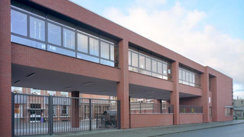 School Steynstraat | Hoboken/Antwerpen