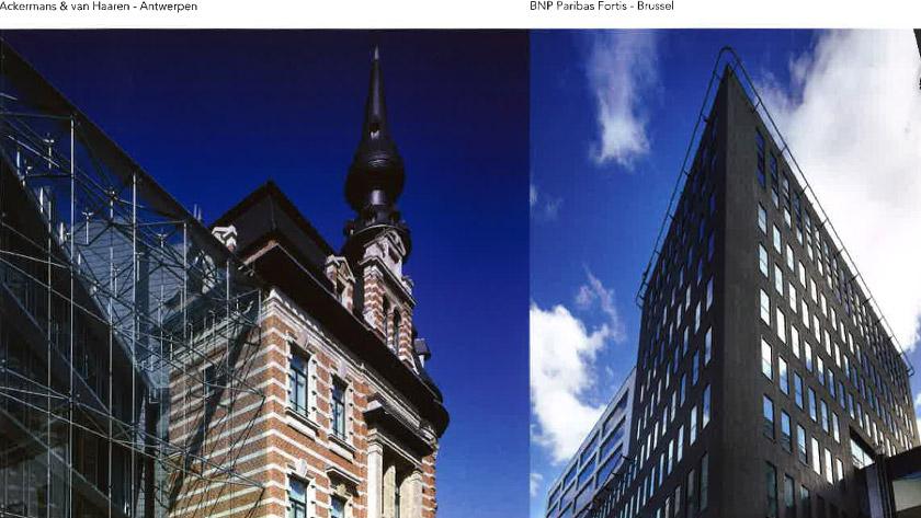 Sterke structuur bezorgt SVR-ARCHITECTS wereldwijde afzetmarkt *