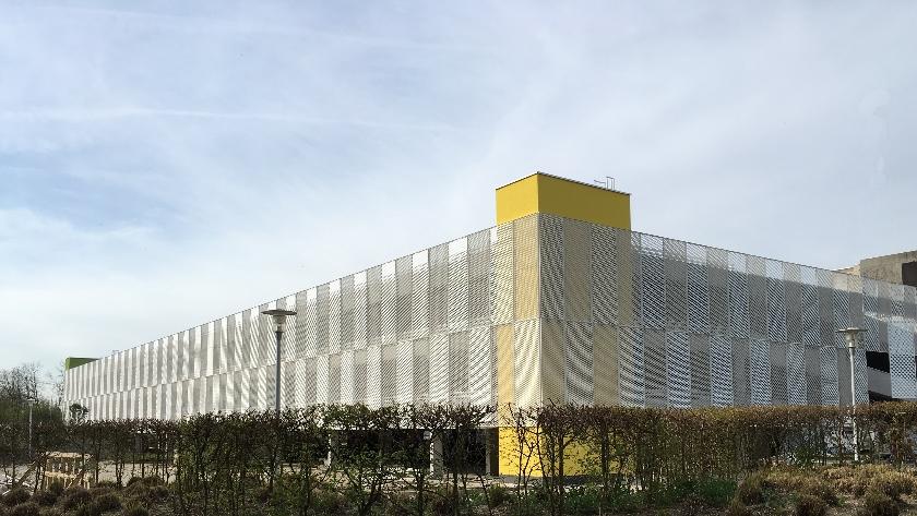 Carpark building 1 UZA | Edegem