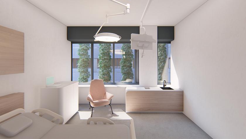 Uitbreiding ziekenhuis UZA | Edegem