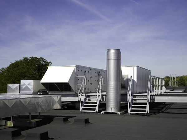 Ghent University - Industrial chemistry building, offices, labs, classrooms