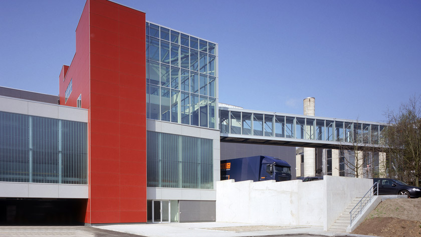 VRT Omroepcentrum Brussel **
