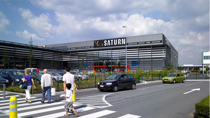 Wilrijk Retail Center: nieuwe visie op winkelbouw