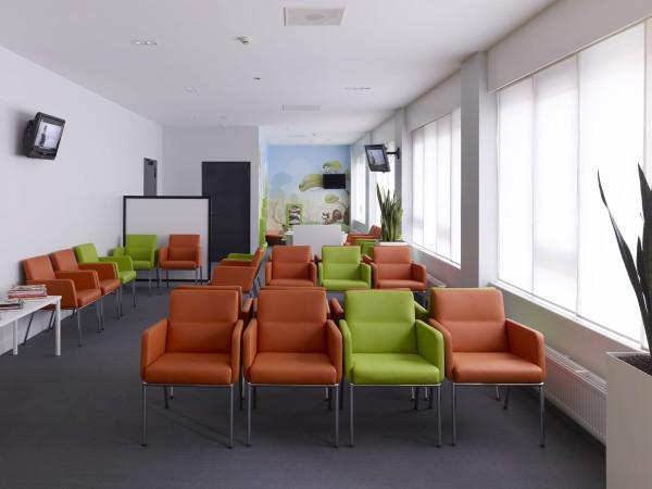 Nieuwbouw centrale sterilisatie, chirurgisch dagziekenhuis, uitbreiding operatiekwartier Sint- Augustinus, project gezondheidszorg SVR-ARCHITECTS
