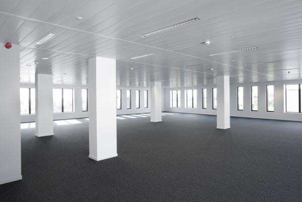 Open space kantoren Avenue Building, Antwerpen