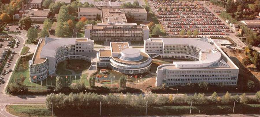 Renovatie en nieuwbouw R&D Procter & Gamble Brussel, laboproject SVR-ARCHITECTS