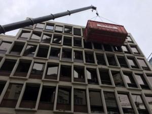 Nieuwbouw opleidingscentrum Vlaams Parlement, Montoyerstraat Brussel