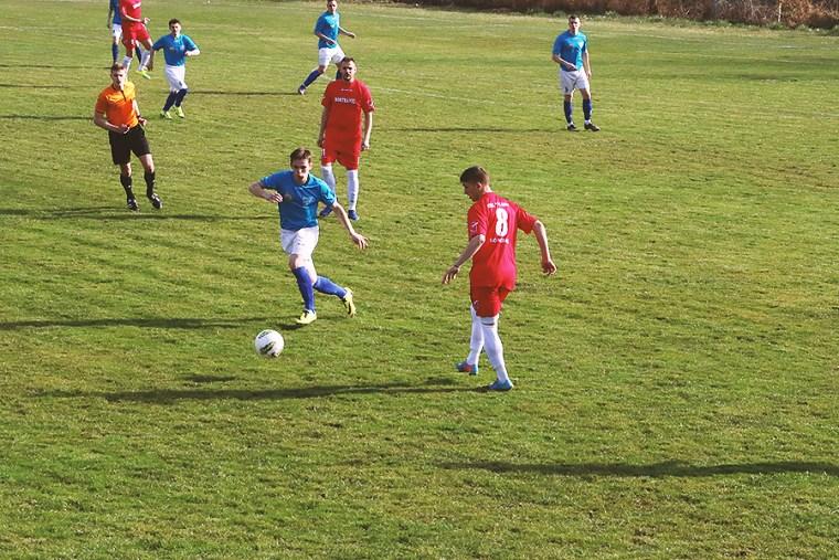 Fudbaleri FK ''Svrljig'', foto: M. Miladinović, Svrljiške novine